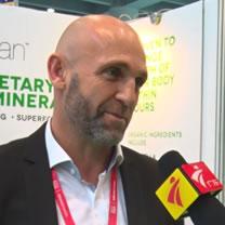 IHE大健康展国外展商:澳大利亚Living Lean公司创始人及CEO Ben Sammut先生