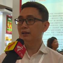 IHE大健康展餐饮行业展商:广州王老吉餐饮管理发展有限公司总经办常务副总经理张小强