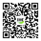 大健康产业展 微信公众号 二维码
